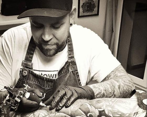 Ollo Tattoo artist Participant in New Delhi
