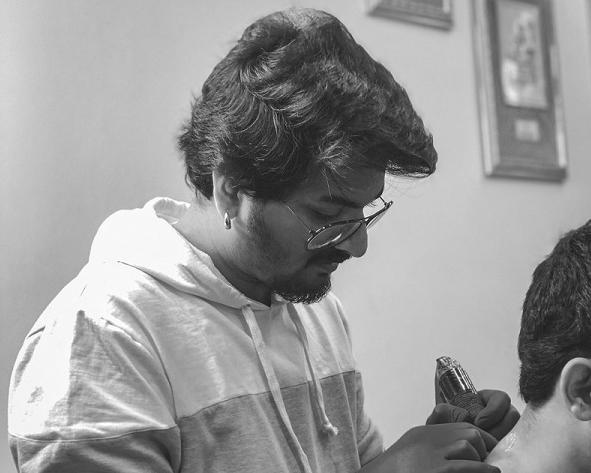 Sanket Varhadi Tattoo artist Participant in New Delhi