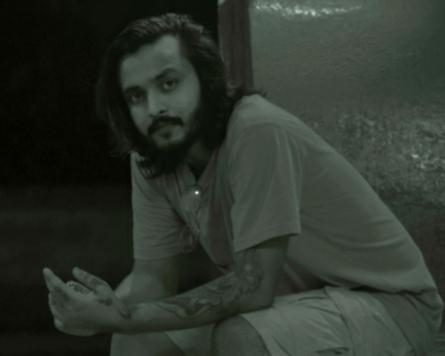 Anirban Sarkar Tattoo artist Participant in New Delhi