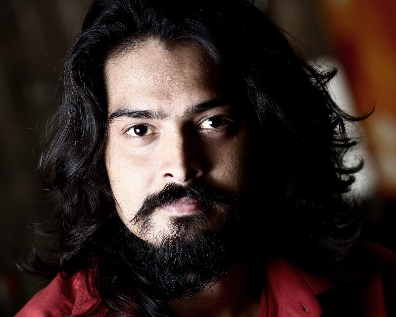 Amit Tattoo artist Participant in New Delhi